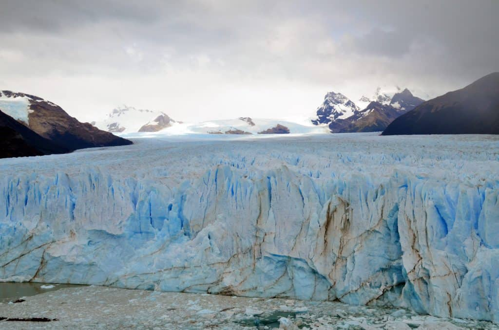 קרחון בארגנטינה - שלומי הפקות