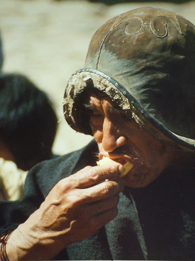 האיש האוכל - שלומי הפקות