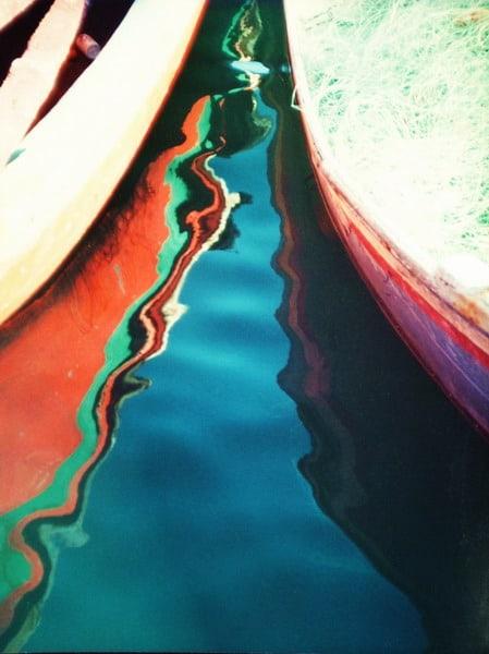 צבעים בין הסירות - שלומי הפקות