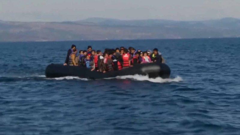 בית ספר לפליטים ביוון